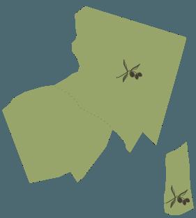 Mapa Herdade do Barrocão Sagri